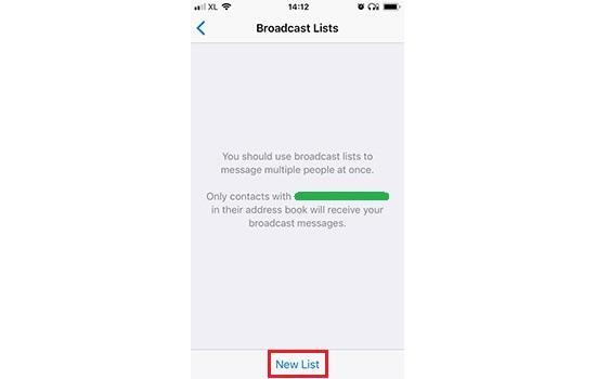 Cara Mudah Kirim Pesan Broadcast Di Whatsapp Android Dan Ios Jalantikus