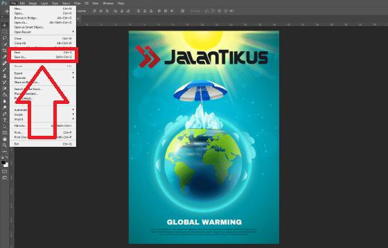 Cara Membuat Poster Di Laptop Hphasil Seperti Profesional