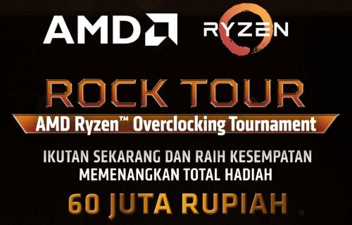 Amd Rock Tour Lomba Overclock Online Skala Nasional 2