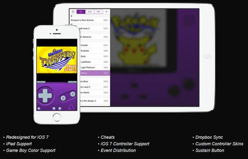 Cara Main Gameboy Di IPhone Tanpa Jailbreak