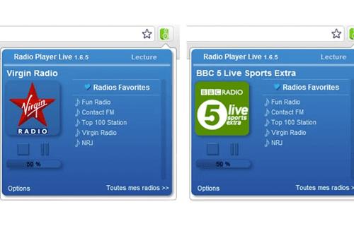 Radioplayerlive Chrome