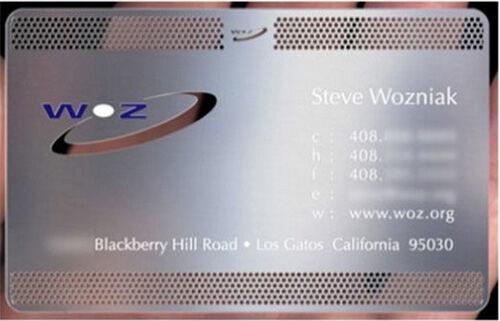 Kartu Nama Bos Teknologi 5 25769