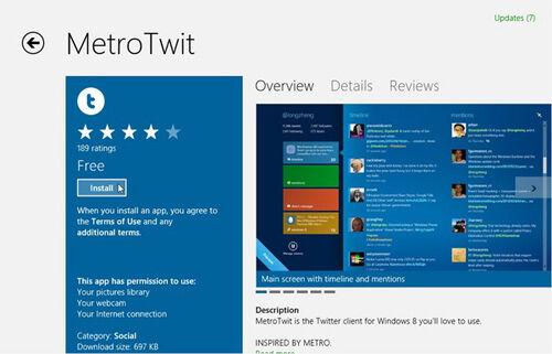 Windows App Store 4