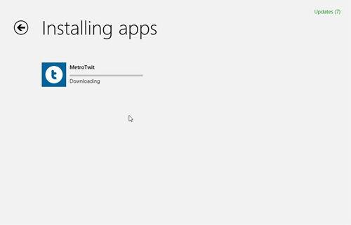 Windows App Store 5