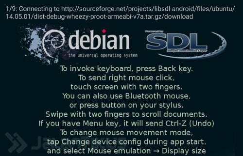 Linux Debian 4