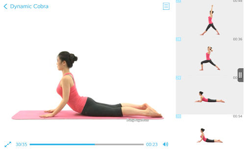 Fitness Gratis Di Rumah Dengan Aplikasi Daily Yoga