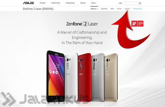 Cara Update Manual Android Marshmallow untuk ASUS Zenfone 2
