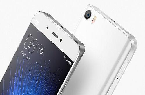 Xiaomi Mi 5 Smartphone Terbaik