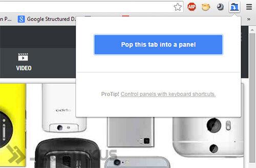Cara Membuat Chrome Menjadi Floating6