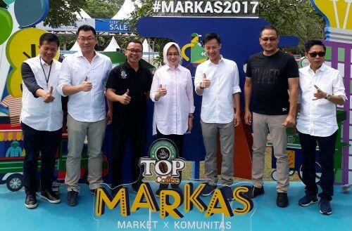 Acara Markas Kumpul Market Dan Komunitas Kaskus 1