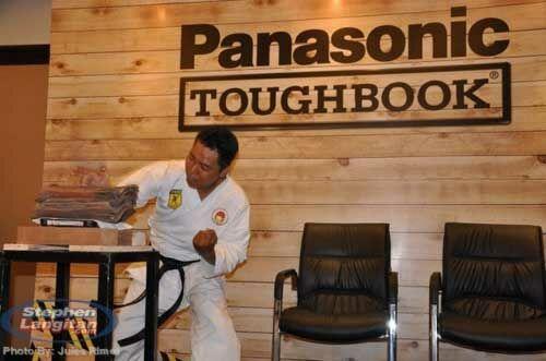 Panasonic Toughpad 1
