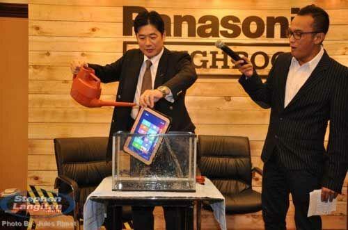 Panasonic Toughpad 2