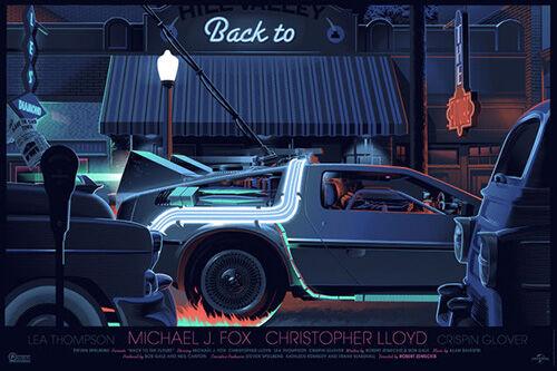 Retro Futuristic Poster 2