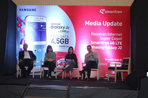 Smartfren Samsung Galaxy J2 3