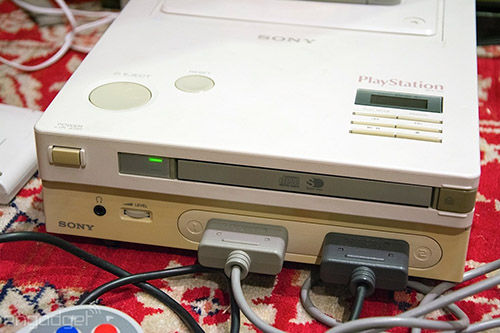 Nintendo Playstation 2