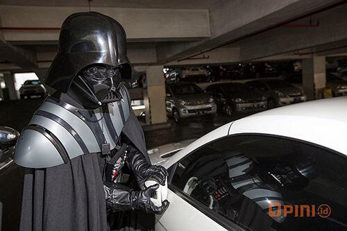 Darth Vader Indonesia 4