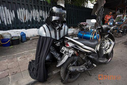 Darth Vader Indonesia 7