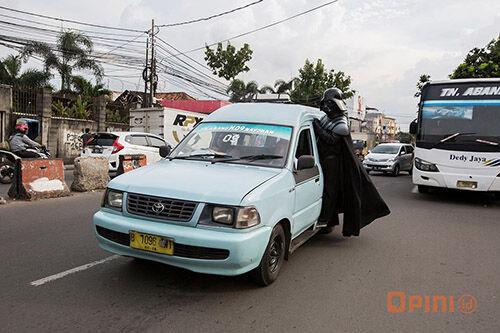 Darth Vader Indonesia 8
