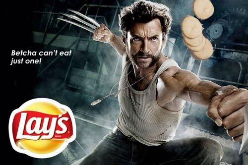 Ketika Superhero Jadi Bintang Iklan 10