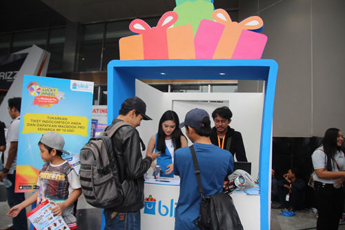 Bri Indocomtech 2016 Dukung Industri Kreatif Indonesia