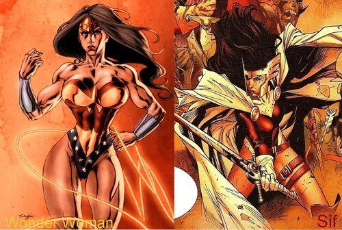 Karakter Ds Vs Marvel 24