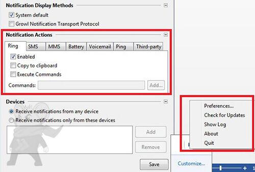 Tampilkan Notifikasi Smartphone Android Di Desktop Komputer2