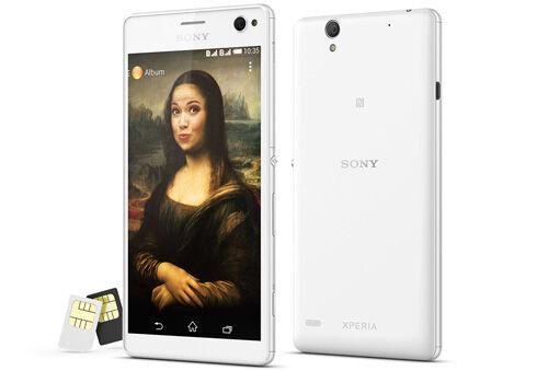 Smartphone Android Dual Sim Murah 5