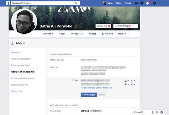 Cara Hack Facebook Orang Lain Dengan Mudah Terbaru 2021 Jalantikus