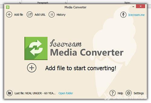 Convert Video1