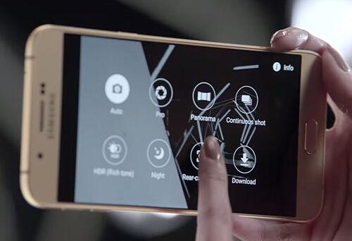 Samsung Galaxy A8 Untuk Anak Muda Aktif Dan Gaul 1
