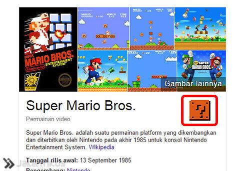 Super Mario 30 Tahun 5