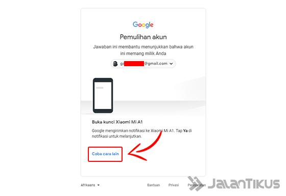 Lupa Password Gmail Sendiri? Begini 3 Cara Mudah Mengatasinya ...