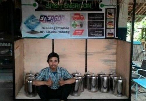 Teknologi Hebat Orang Indonesia Yang Lenyap 2