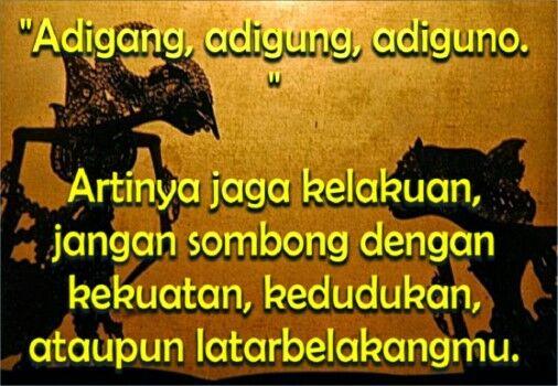 50 Kata Bijak Jawa Kuno Beserta Artinya Inspiratif Jalantikus Com