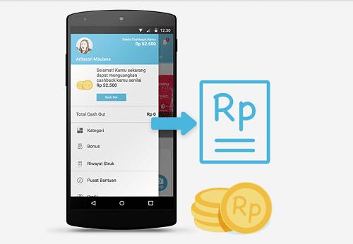 cara mendapatkan uang dari internet lewat hp android