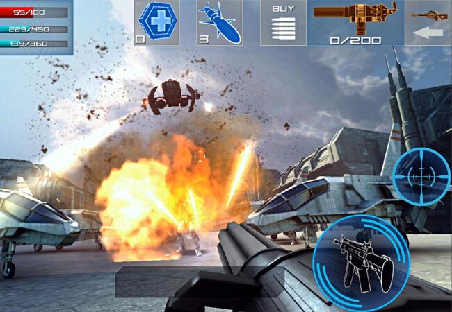 download game perang terbaik mod apk