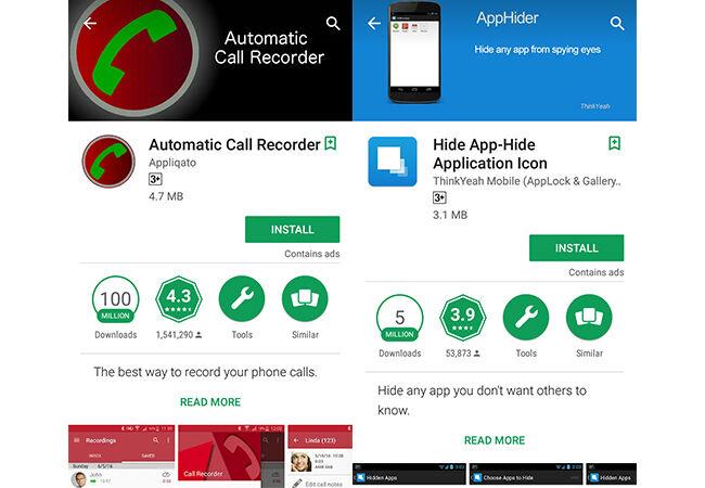 Cara Menyadap Panggilan Telepon Pasangan di HP Android - JalanTikus com