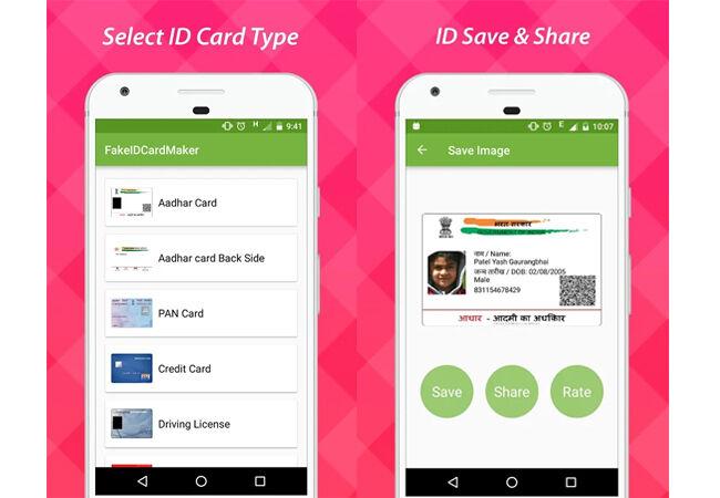 Awas Tercyduk! 7 Aplikasi Pembuat Identitas Palsu di Android