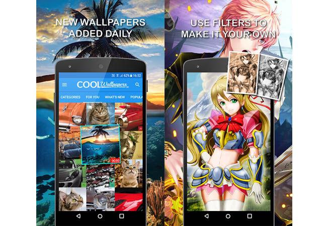 15 Aplikasi Wallpaper Terbaik Android 2019 Keren Gratis