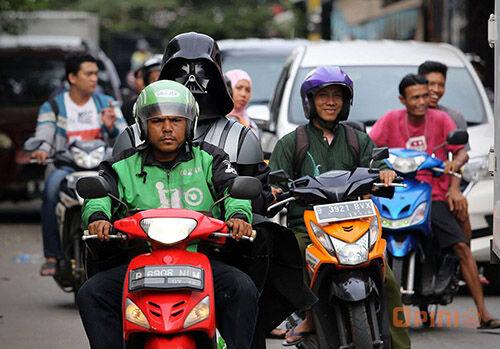 Darth Vader Indonesia 12