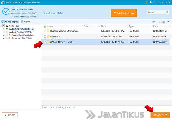 Cara Jitu Mengembalikan File Yang Terhapus Di Windows Jalantikus Com
