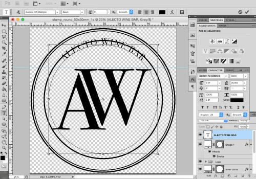 Cara Membuat Lingkaran Di Photoshop 665e6