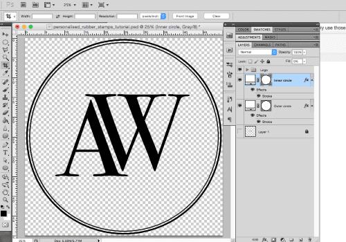 Cara Membuat Tulisan Melingkar Di Photoshop 5908c