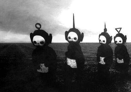 Spooky Teletubbies 1