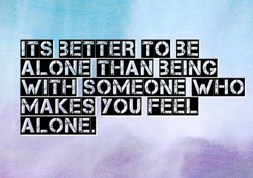 Quotes Alone