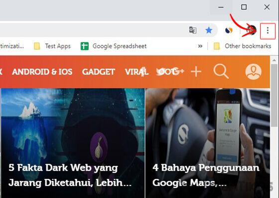 IDM Tidak Muncul di Chrome? Begini Cara Mengaktifkannya - JalanTikus com
