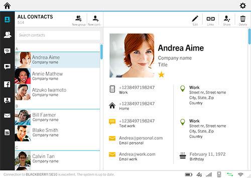 BBM Di PC Menggunakan Software BlackBerry Blend 1