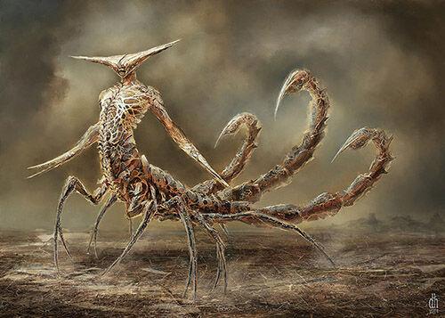 Zodiac Monster 8