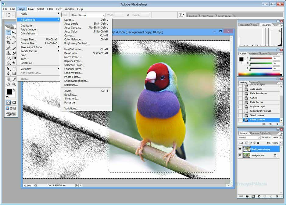 Download crack photoshop cs2 paradox app