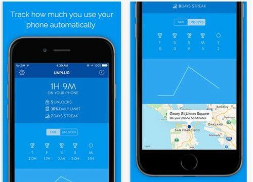Aplikasi Penghilang Kecanduan Smartphone 4